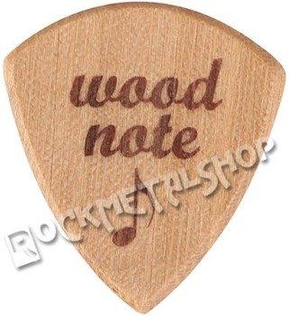 drewniana kostka do gitary WOODNOTE Tinyshield - AKACJA