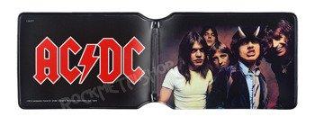 etui na kartę kredytową AC/DC - BAND