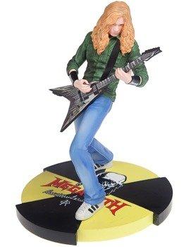 figurka MEGADETH - ROCK ICONZ STATUE DAVE MUSTAINE 23 cm, limitowana edycja