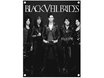 flaga BLACK VEIL BRIDES - PHOTO