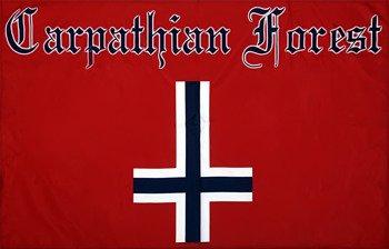 flaga CARPATHIAN FOREST - NORWAY