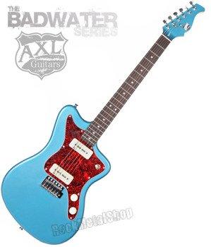 gitara elektryczna AXL MARQUEE MJZ / LAKE PLACID BLUE