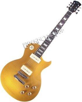 gitara elektryczna J&D BROTHERS Gold Top LSC GD