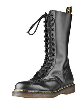 glany DR. MARTENS - DM 1914 BLACK SMOOTH (DM11855001)