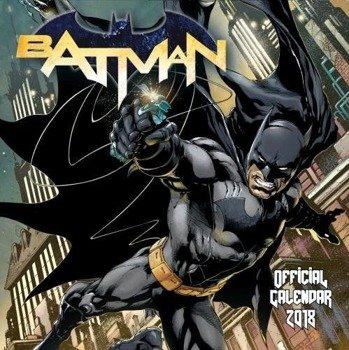 kalendarz BATMAN 2018