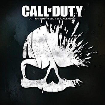 kalendarz CALL OF DUTY 2018
