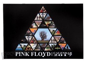 kalendarz PINK FLOYD 2017
