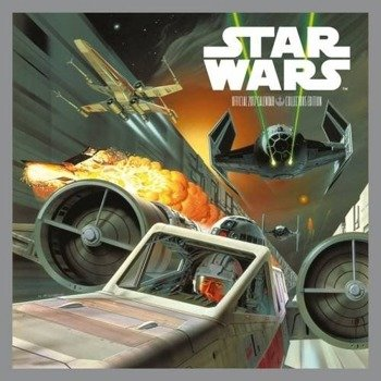 kalendarz STAR WARS 2017