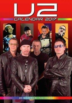 kalendarz U2 2017