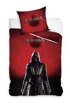 komplet pościelowy ASSASSIN' S CREED, kołdra (160*200) + poduszka (70*80)