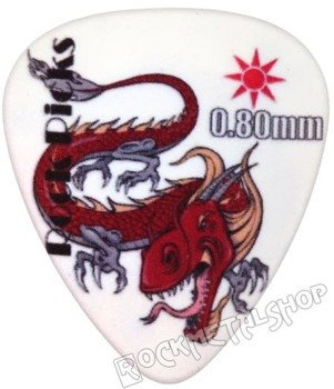 kostka gitarowa ROCK PICK - FLYING DRAGON