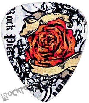 kostka gitarowa ROCK PICK - ROSE