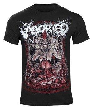 koszulka ABORTED - BAPHOMET
