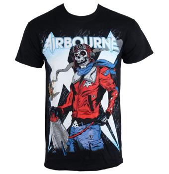 koszulka AIRBOURNE - SKELETON MAN