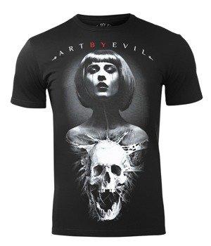 koszulka ART BY EVIL - BULLET BG
