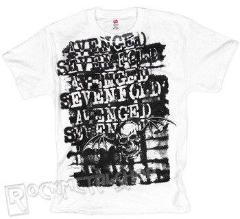 koszulka AVENGED SEVENFOLD - INK STRIPES