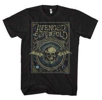 koszulka AVENGED SEVENFOLD - ORNATE DEATH BAT
