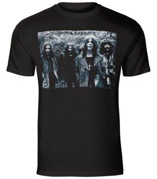 koszulka BLACK SABBATH - GROUP SHOT