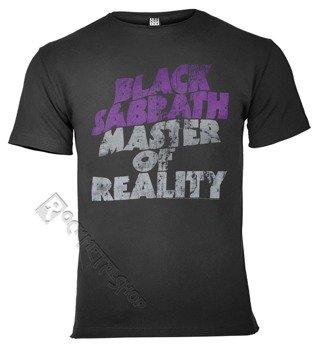 koszulka BLACK SABBATH - MASTER OF REALITY ciemnoszara