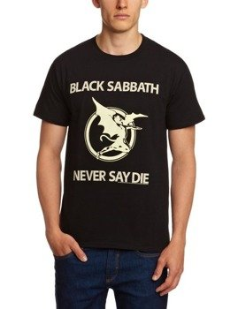 koszulka BLACK SABBATH - NEVER SAY DIE