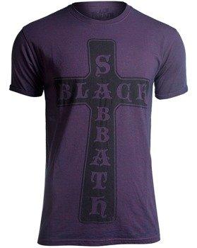 koszulka BLACK SABBATH - VINTAGE CROSS BURNOUT