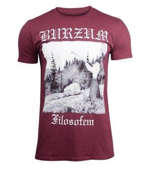 koszulka BURZUM - FILOSOFEM 2018