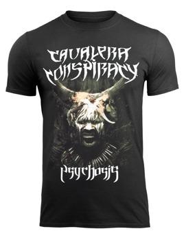 koszulka CAVALERA CONSPIRACY - PSYCHOSIS