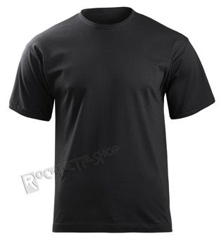 koszulka CZARNA (2) bez nadruku