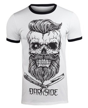 koszulka DARKSIDE - BEARDED SKULL