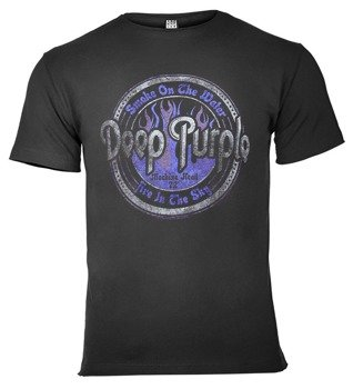 koszulka DEEP PURPLE - SMOKE ON THE WATER
