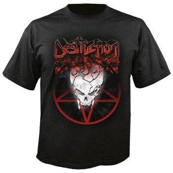 koszulka DESTRUCTION - 666 %