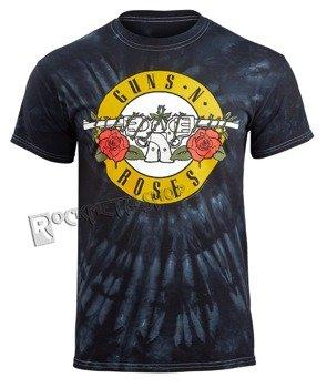 koszulka GUNS N' ROSES - SIMPLE BULLET, barwiona