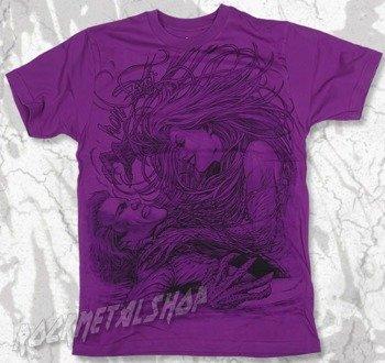 koszulka IRON FIST - LIKE IT ROUGH (PURPLE)