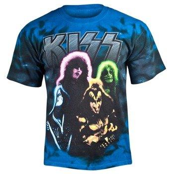 koszulka KISS - SHOCK ME barwiona