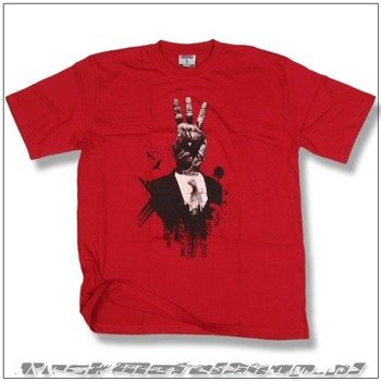 koszulka LIPALI - TRIO czerwona