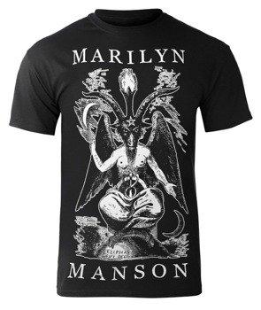 koszulka MARILYN MANSON - BAPHOMET