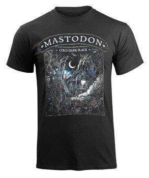 koszulka MASTODON - COLD DARK PLACE