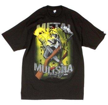 koszulka METAL MULISHA - FLAME TORCH czarna