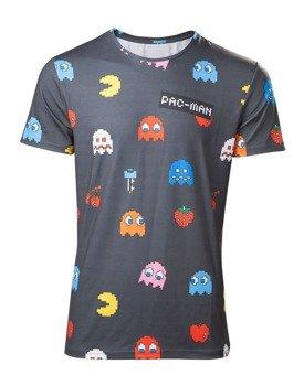 koszulka PAC-MAN - ALL OVER CHARACTERS