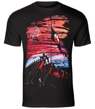 koszulka PINK FLOYD - THE WALL FLAG AND HAMMERS