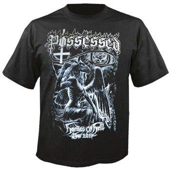 koszulka POSSESSED - HORDES OF HELL BAPHOMET