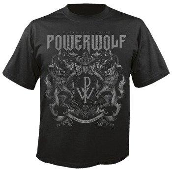 koszulka POWERWOLF - CREST