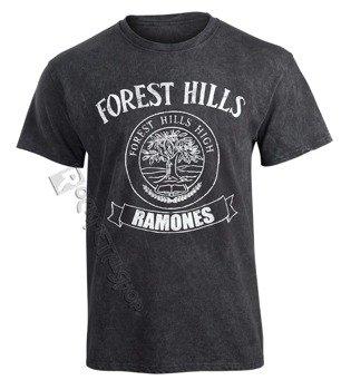 koszulka RAMONES - FOREST HILLS VINTAGE