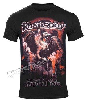 koszulka RHAPSODY - 20TH ANNIVERSARY