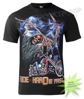 koszulka RIDE HARD