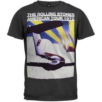 koszulka ROLLING STONES - US TOUR PLANE 1972