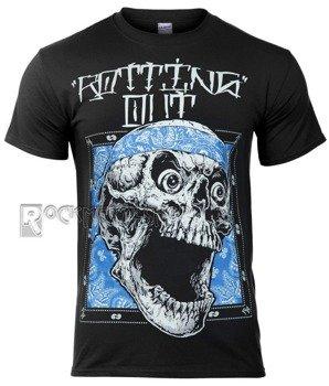 koszulka ROTTING OUT - SKULL BANDANA