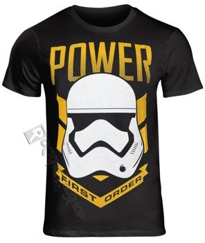 koszulka STAR WARS - POWER czarna