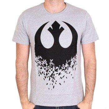 koszulka STAR WARS VIII - LOGO REBEL