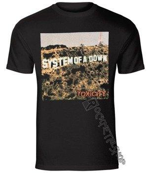 koszulka SYSTEM OF A DOWN - TOXICITY